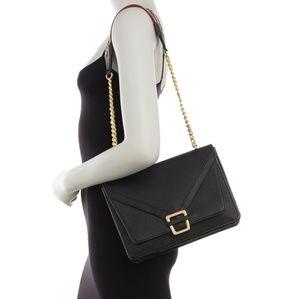 NWT Sam Edelman Madeline Accordian Shoulder Bag